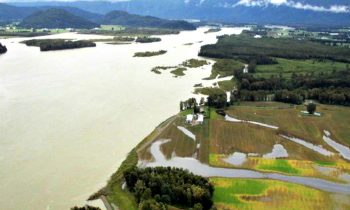 Preventing water well flooding in the Fraser Valley