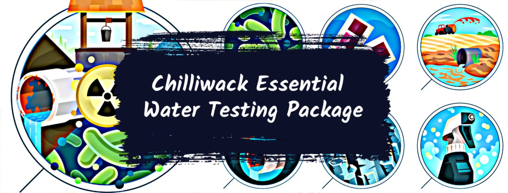 Chilliwack Water Test Kits- Drinking Water - Well Water - Tap Water Testing Services