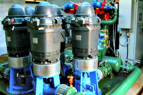 Commercial Water Pumping Systems