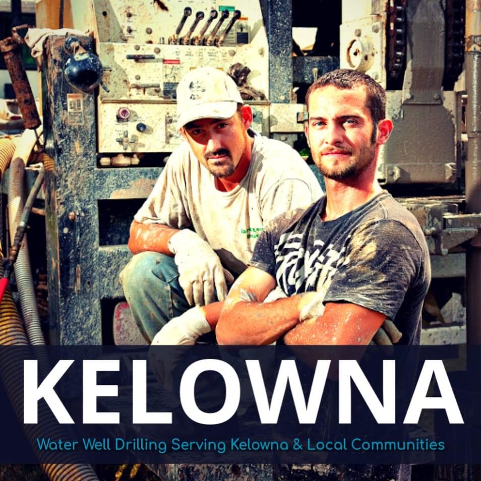 Kelowna Well Drilling - Irrigation Water Well Design