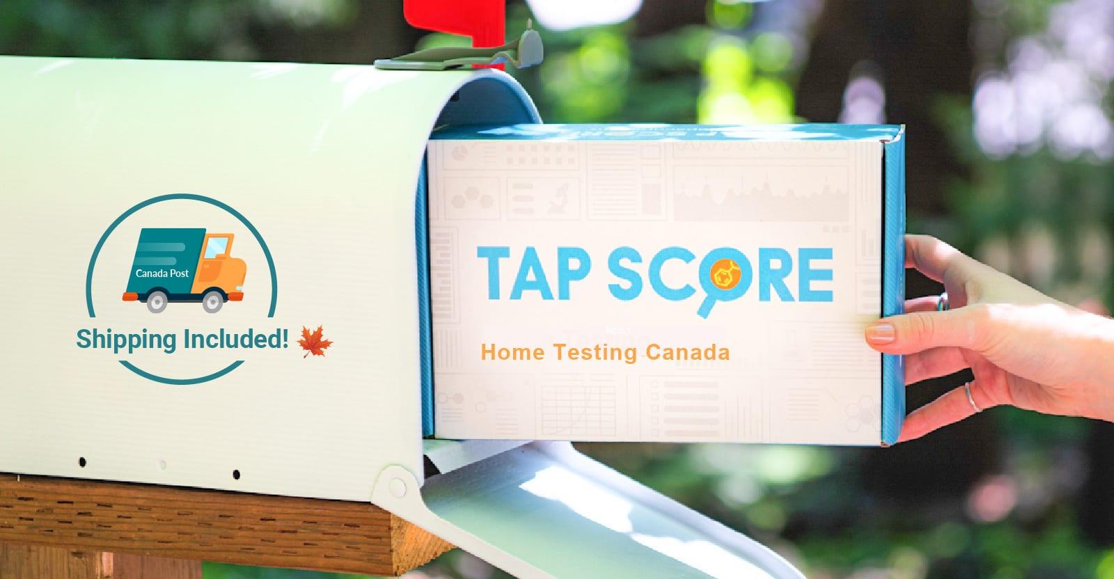 Tap Score Canada - Water Testing