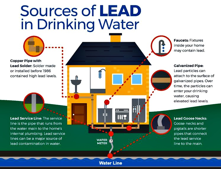 Lead in Drinking Water in Fraser Valley & British Columbia