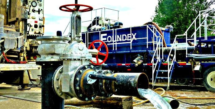 Foundex Explorations - Geotech Drilling Services