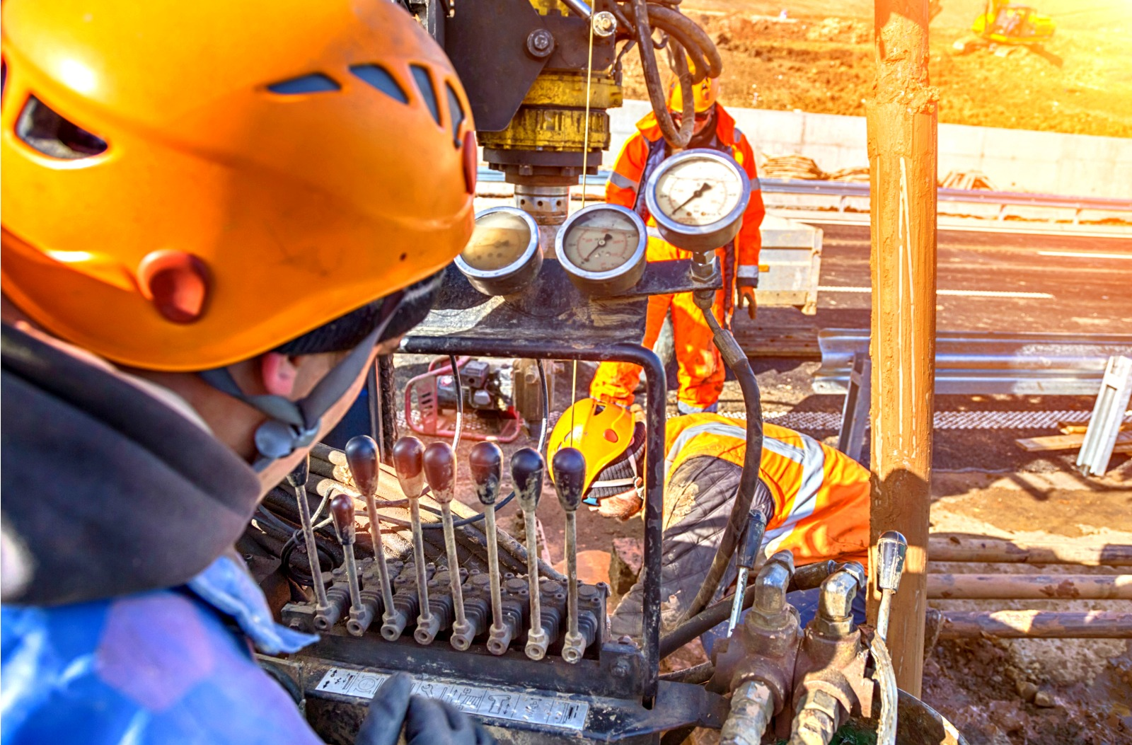 Geotech Drilling & Construction - Piling, Grouting & Anchors