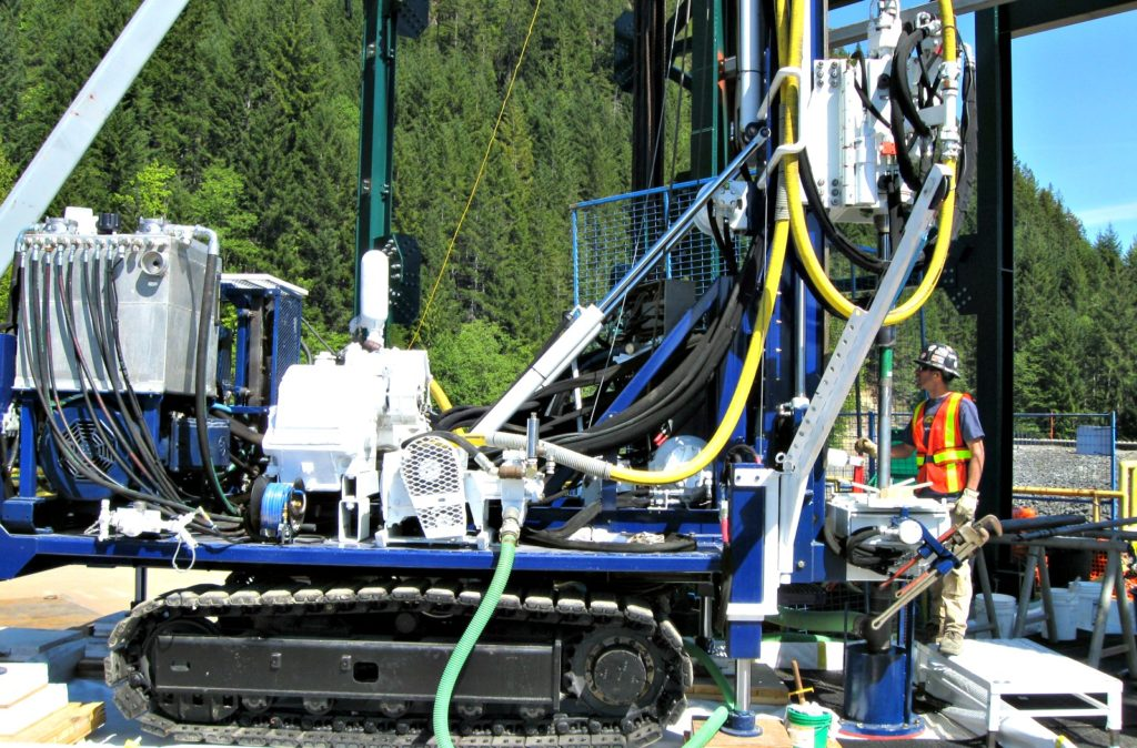 Fraser Valley Geotechnical Drilling - HT-2500